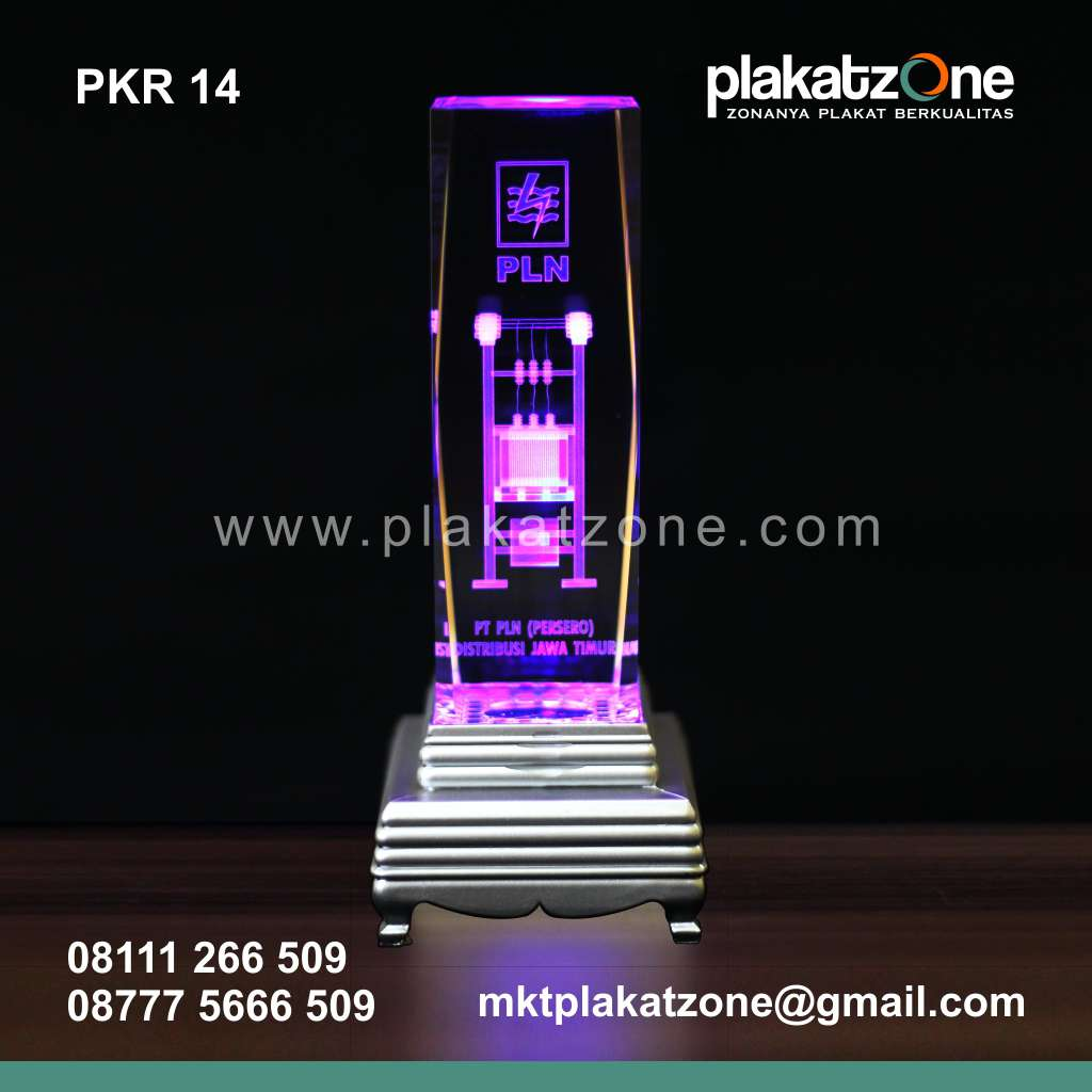 Plakat Kristal PLN