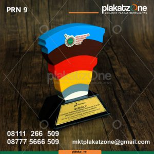 Plakat Resin Pertamina Workshop