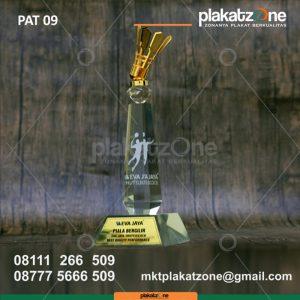 Piala Bergilir EVA JAYA Eksklusif