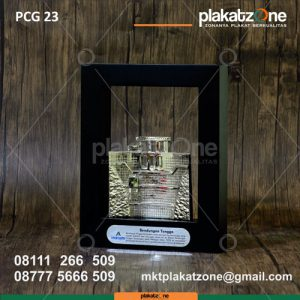 Corporate Gift Bendungan PT Inalum