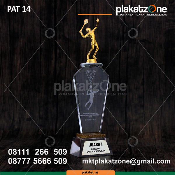Piala Paskhas Badminton Ganda Campuran