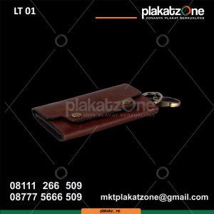 Gantungan Kunci Mobil Model Dompet Custom Desain